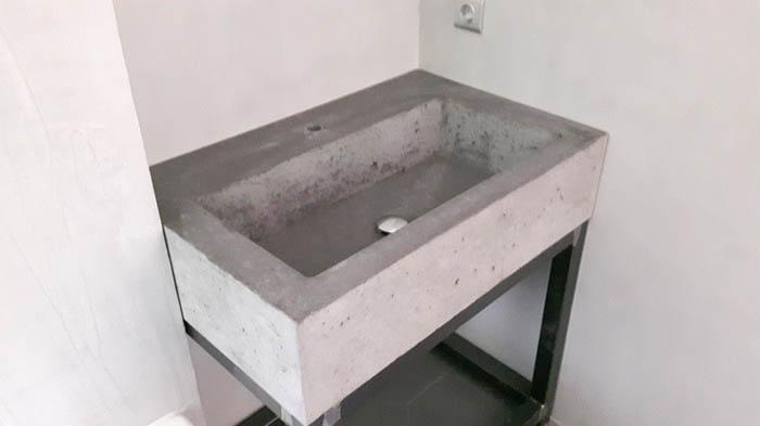 Hout Impregneren Badkamer ~ Home design ideeën en meubilair inspiraties # Facq Wasbak_192017