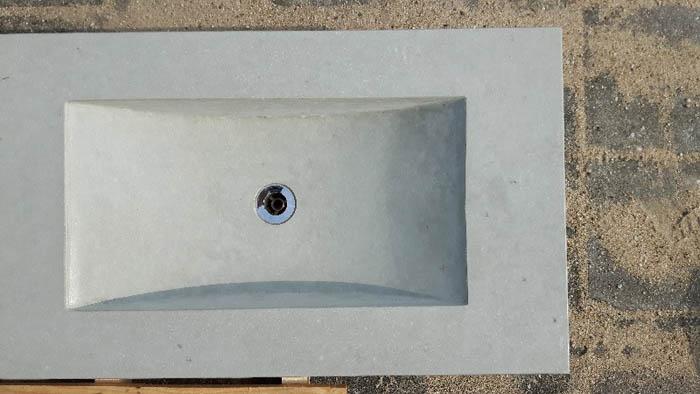 Betondesign  Voorbeelden van geleverd werk  roels # Werk Wasbak_065901